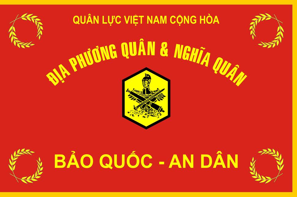 Flag of ARVN-RFPF