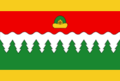 Flag of Lesnoy (Ryazan oblast).png