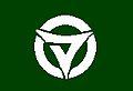 Flag of Matsuoka Fukui.JPG
