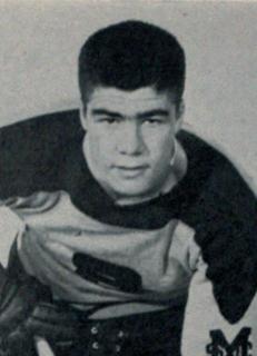 Fleming Mackell Canadian ice hockey player
