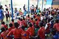 Flexibility Test - Football Workshop - Nisana Foundation - Sagar Sangha Stadium - Baruipur - South 24 Parganas 2016-02-14 1326.JPG