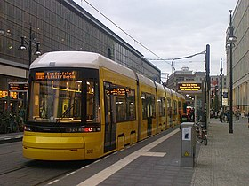 Image illustrative de l'article Tramway de Berlin