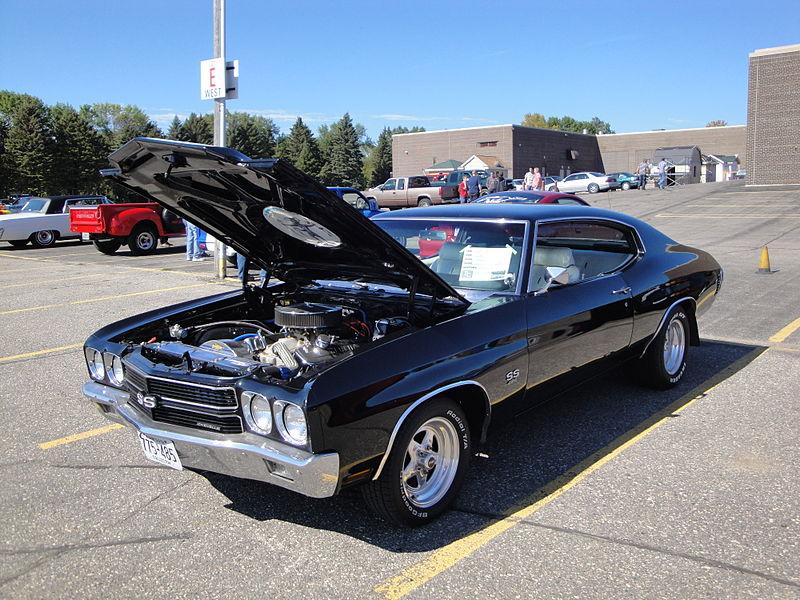 File:Flickr - DVS1mn - 70 Chevrolet Chevelle SS.jpg