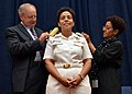 Flickr - Official U.S. Navy Imagery - Vice Adm. Howard is the first African-American woman to receive a third star in flag rank..jpg