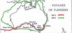 Matthew Flinders Wikip 233 Dia