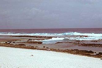 Flint Island - Image: Flint Island AKK Fringing Reef