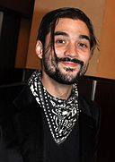 Florent Mothe NRJ Music Awards 2012