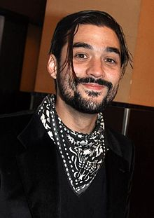 Florent Mothe NRJ Music Awards 2012.jpg
