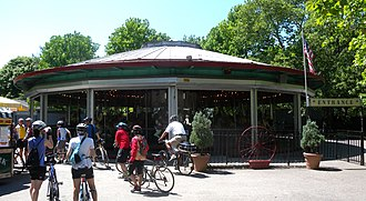 Flushing Meadows Carousel - Image: Flushing Meadows carousel jeh