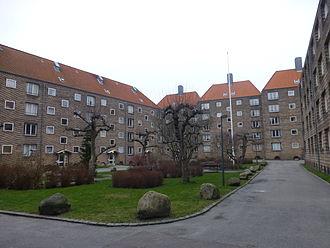 Jagtvej - Fogedgården