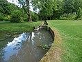 Fontenay Abbey - streams (35803677226).jpg