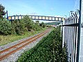 Footbridge Over The Railway - geograph.org.uk - 514129.jpg