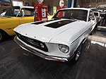 Ford Mustang at Piet Smits pic1.JPG
