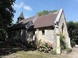 Foreste (Aisne) Chapelle Saint-Nicolas (Auroir).JPG