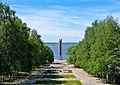 Forever with Russia monument, Izhevsk-12.jpg