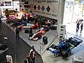 Formula One cars 2006 Auto und Technik Museum Sinsheim.jpg
