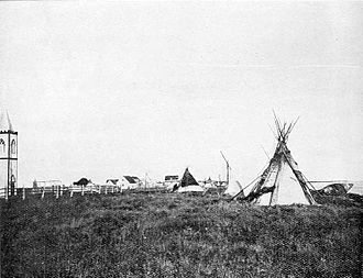 Fort Albany First Nation - Fort Albany, 1898