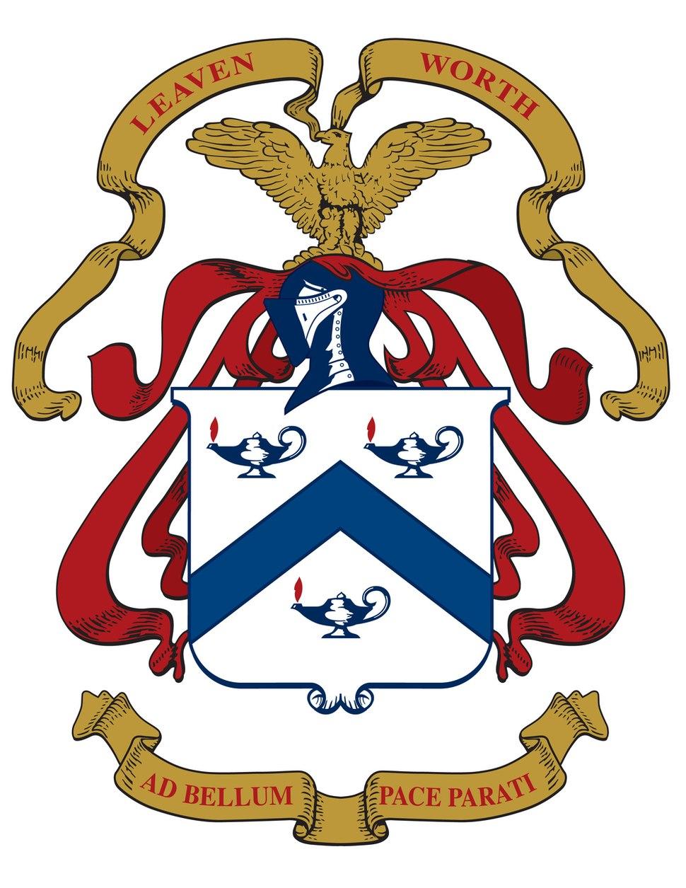 Fort Leavenworth Crest