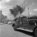 Fort Worth and Denver City, Locomotive No. 409 with Fire Engine (16082150095).jpg
