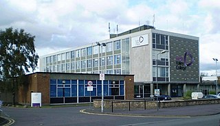 Forth Valley College further education college in Clackmannanshire, Scotland, UK