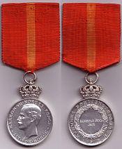 40 års fortjenstmedalje