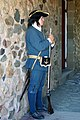 Fortress Lousbourg DSC02409 - French Soldier (8579848458).jpg