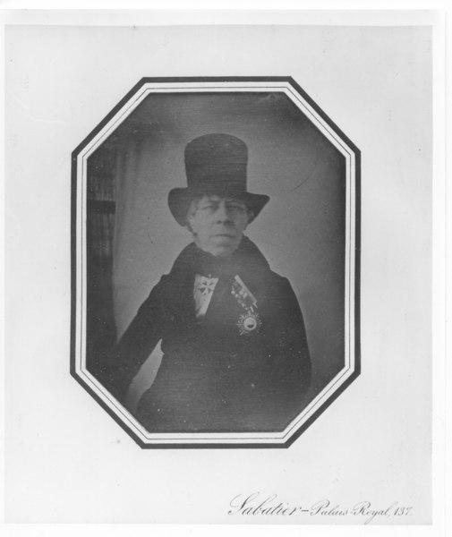 Foto van Willem van Westreenen van Tiellandt 1841
