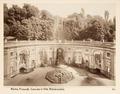 Fotografi av Frascati. Cascata in Villa Aldobrandini - Hallwylska museet - 104708.tif