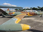Fouga CM.170 Magister at Kissimmee (21184539502).jpg