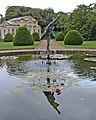 Fountain in front of Conservatory, Syon Park - geograph.org.uk - 308348.jpg