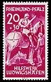 Fr. Zone Rheinland-Pfalz 1948 30 Hl. Martin.jpg