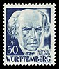 Fr. Zone Württemberg 1948 24 Ludwig Uhland.jpg