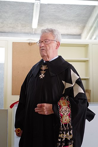 Ludwig Hoffmann-Rumerstein - Image: Fra Ludwig Hoffmann Rumerstein in 2018