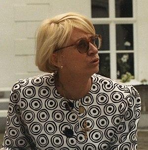 Françoise Mallet-Joris - Françoise Mallet-Joris in 1988