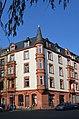 Frankfurt, Rotlindstraße 39, Ecke Egenolffstraße.JPG