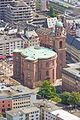 Frankfurt Am Main-Paulskirche-Ansicht vom Maintower.jpg