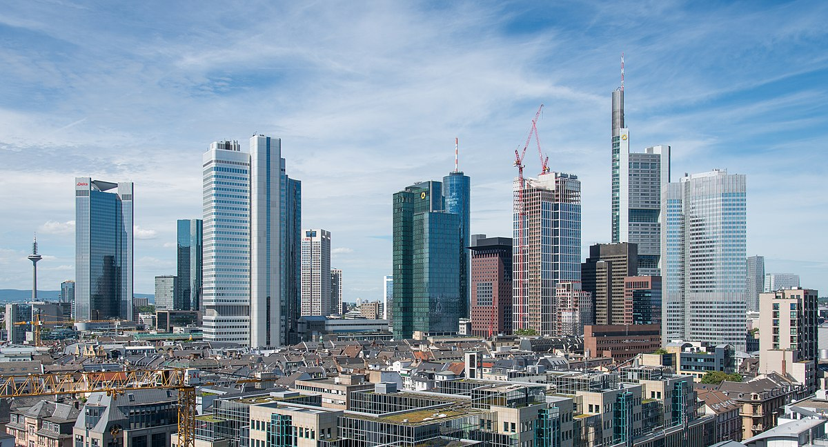 Finanzplatz frankfurt am main wikipedia for Innenarchitekt frankfurt am main