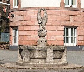 Frankfurt Schäfergasse Seehundbrunnen.20130309.jpg