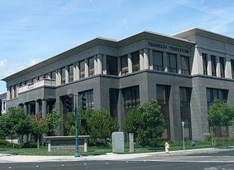 Franklin Templeton Investments - San Mateo headquarters
