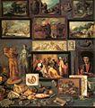 Frans Francken (II) - Art Room (detail) - WGA08199.jpg