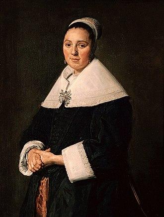 Palais Rothschild - Image: Frans Hals Portret van een vrouw
