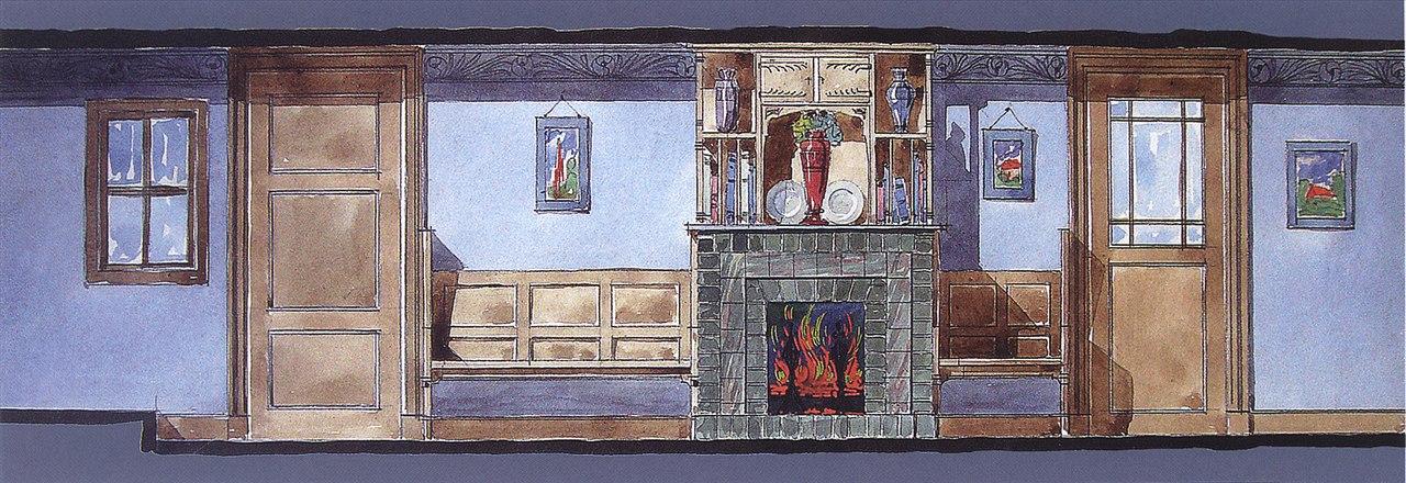 file franz kr ger diele am sande wikimedia commons. Black Bedroom Furniture Sets. Home Design Ideas