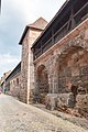 Frauentormauer 23, Mauerturm Rotes E Nürnberg 20180723 003.jpg