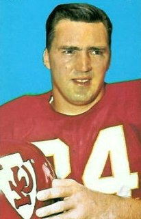 Fred Arbanas American football tight end and politician