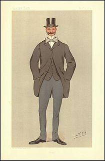 Frederick Courtenay Morgan British politician