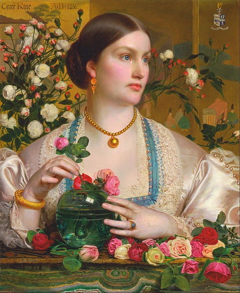 File:Frederick Sandys - Grace Rose - Google Art Project.jpg