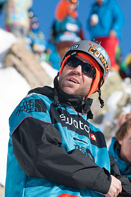 Freeride World Tour 2014 Chamonix - Jamie Rizzuto