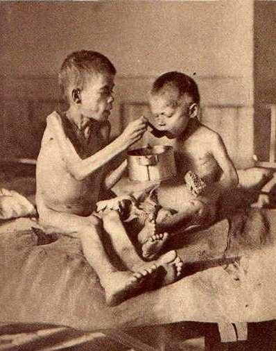 Fridtjof Nansen, Les deux étapes de la faim (1922) (cropped)