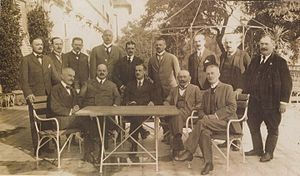 István Friedrich - Image: Friedrich Cabinet