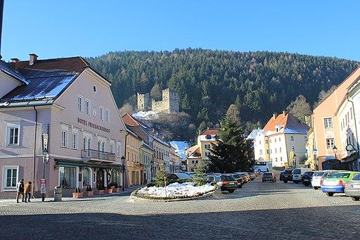 Friesach - Hauptplatz